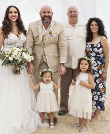 chris wedding 2