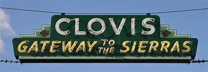 clovis sign